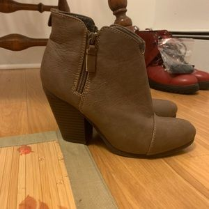 Rampage Shoes - Brown Booties